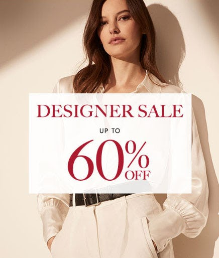 Up to 60% Off Designer Sale from Neiman Marcus