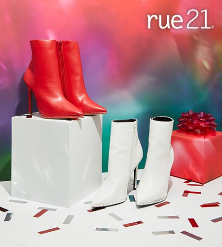 DEAL OF THE DAY: $20 BOOTS from rue21