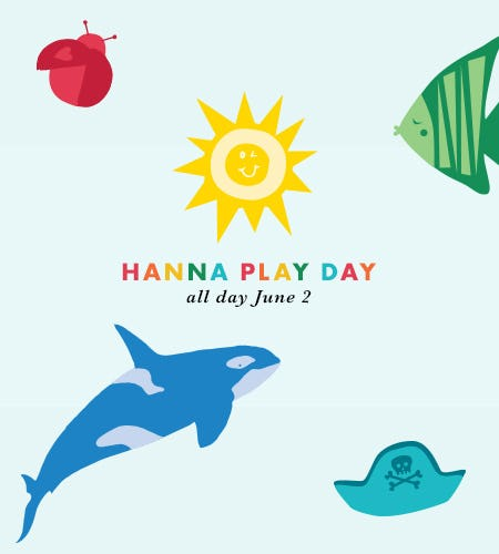Hanna Play Day from Hanna Andersson