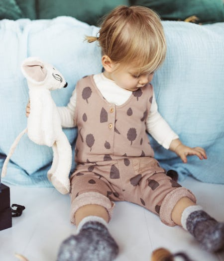 New Baby Collection from ZARA