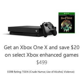 Save $20 on Select Xbox Enhanced Games from Microsoft