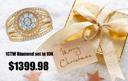 Up To 80% OFF ALL FINE JEWELRY