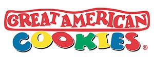 Great American Cookie logo