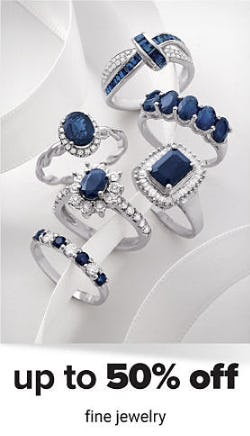 Up to 50% Off Fine Jewelry from Belk