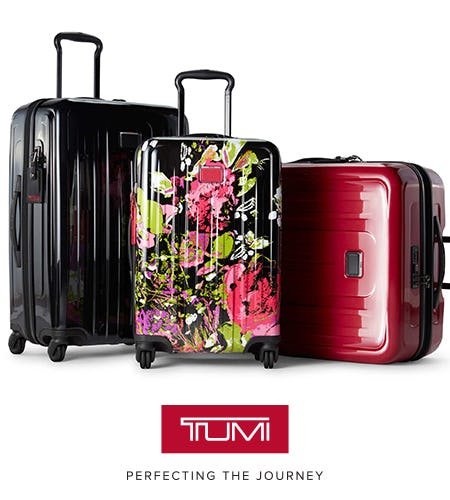 Introducing V4 from TUMI