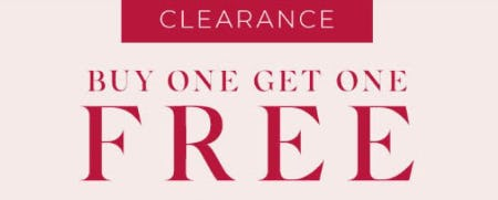 Clearance: Buy One, Get One Free from Lane Bryant