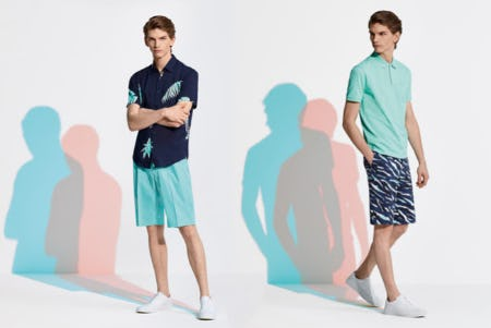 BOSS Warm Weather Favorites from Boss Hugo Boss