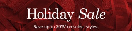 Holiday Sale: Save Up to 30% on Select Styles from JOHNSTON & MURPHY