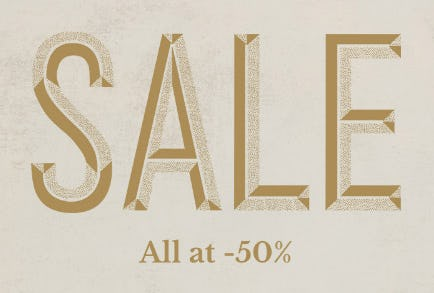 All at 50% Off from Scotch & Soda
