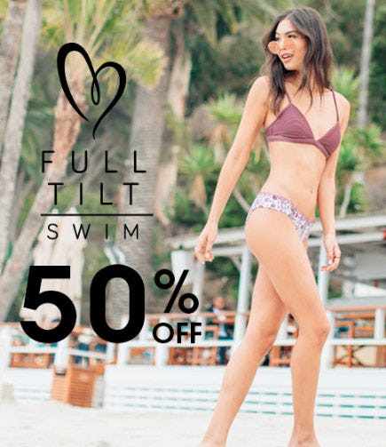 50% Off Swim from Tilly's