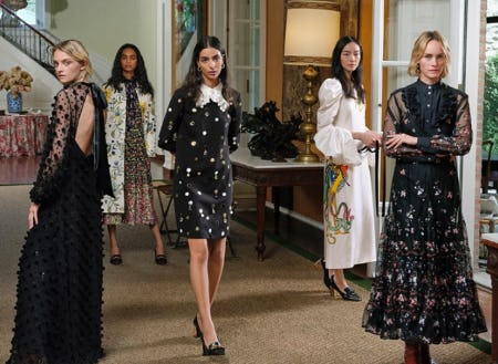 The Party Edit from Tory Burch