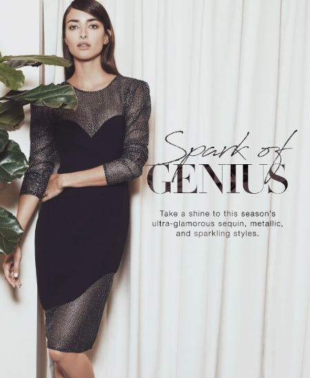 Spark of Genius from BCBG