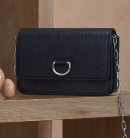 The D-ring Bag from Burberry