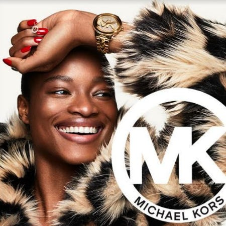 Michael Kors Watch Sale from macy's