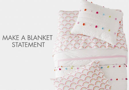 Shop Our New Bedding