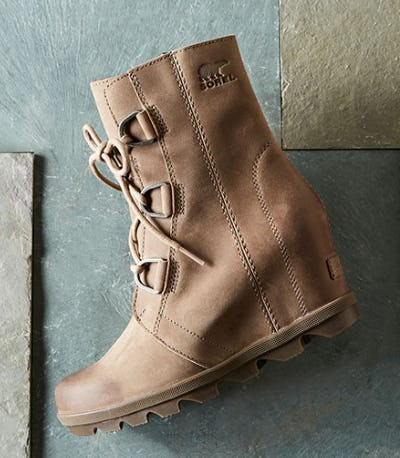 Step out in winter boots from Dillard's