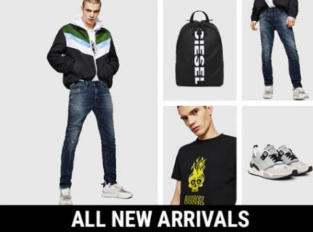 All New Arrivals