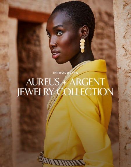 Introducing: Aureus + Argent Jewelry from Banana Republic