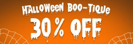30% Off Halloween Merchandise from Charming Charlie