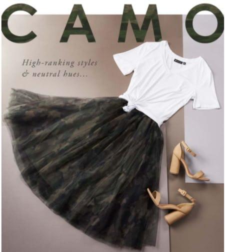 Explore Our Camo Styles
