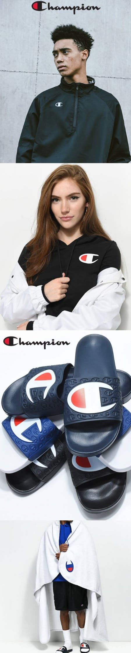 All Things CHAMPION