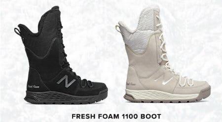 Fresh Foam 1100 Boot from New Balance