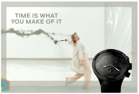 Unleash the BIG BOLD CHRONO in You from Swatch