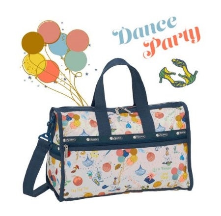Newer Arrivals Are Here from LeSportsac