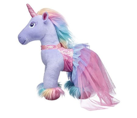 Enchanted Unicorn Dress from Build-A-Bear Workshop