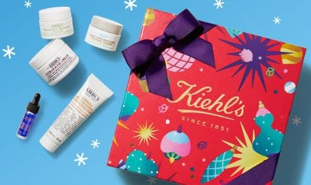 Holiday Value Sets from Kiehl's
