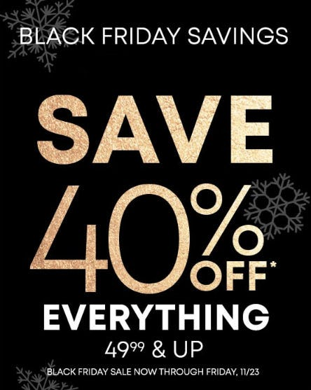 40% Off Everything from Piercing Pagoda