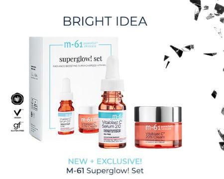 M-61 Superglow Set from Bluemercury