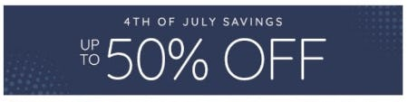 4th of July Savings up to 50% Off from Pottery Barn Kids