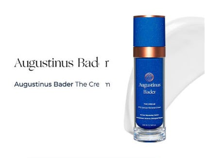 Augustinus Bader The Cream from Bluemercury