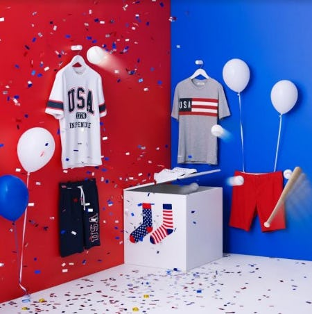 H&M - 4th of July Deal