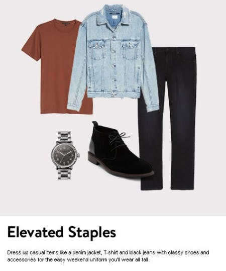 Elevated Staples from Nordstrom