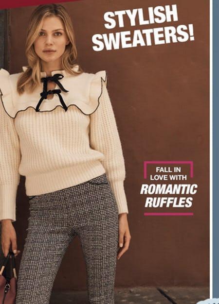 Stylish Sweaters