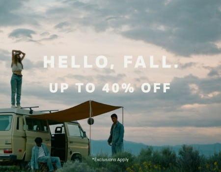 Up to 40% Off Select Regular Price Styles from Lucky Brand Jeans