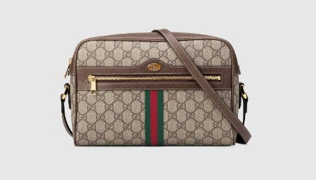 Ophidia GG Supreme Small Shoulder Bag from Gucci