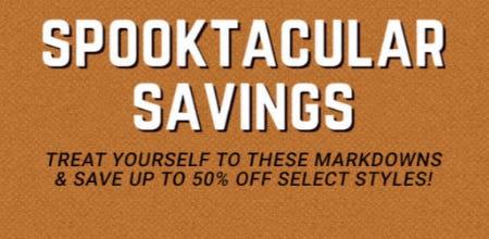 Spooktacular Savings from Hibbett Sports