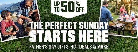 Up to 50% Off Father's Day Gifts, Hot Deals & More
