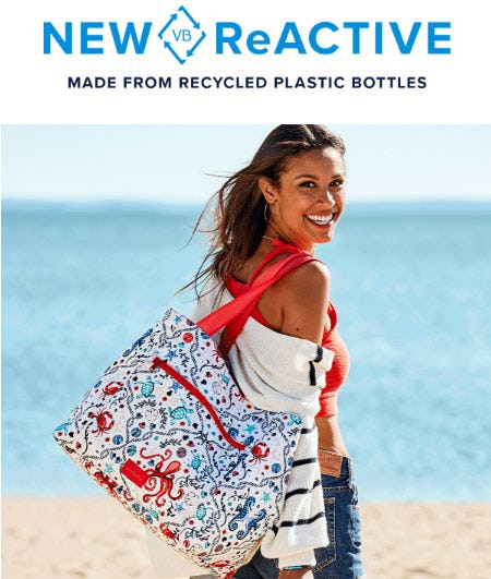 New Reactive from Vera Bradley