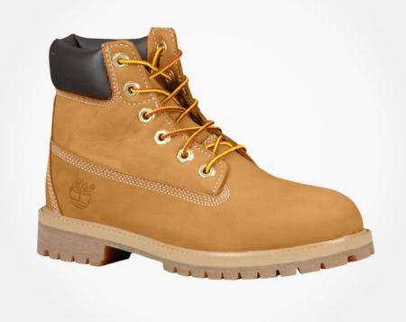 "Timberland 6"" Premium Waterproof Boots from Kids Foot Locker"