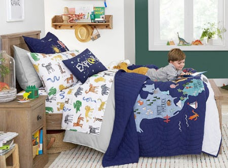 Crafted To Last from Pottery Barn Kids