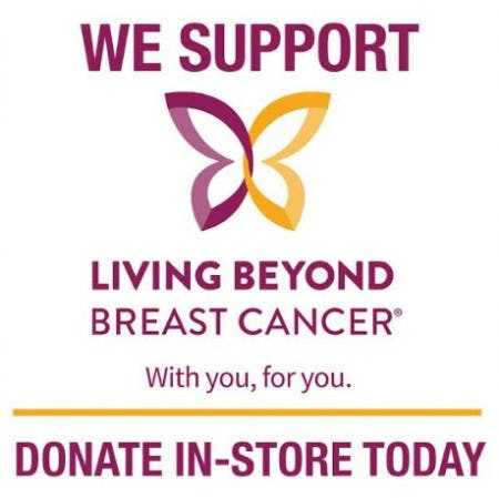 Living Beyond Breast Cancer from Icing