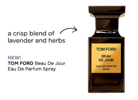 New Tom Ford Beau De Jour Eau De Parfum Spray from Blue Mercury