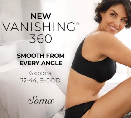 VANISHING 360 from Soma By Chico's