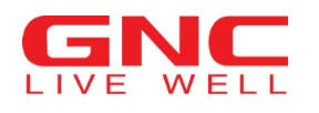 BOGO 50% off - Vitamins & Supplements! from GNC
