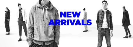 Shop New Arrivals from G-Star Raw