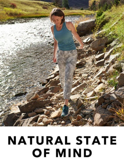 New in Farallon from Athleta